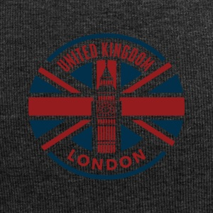 United Kingdom - London - Union Jack Flag - Jersey Beanie