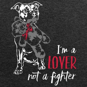 LOVER NOT A FIGHTER - Staffordshire - Jersey-Beanie