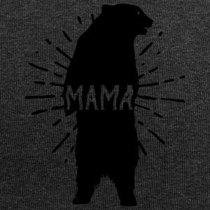 Mama Bear Mothers Day - Mother 's Day - Jersey Beanie
