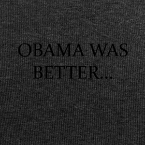 Obama was Beter Campain - LIMITED EDITION! - Jersey-Beanie