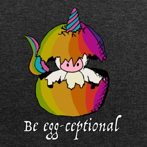 Unicorns are Egg-ceptional - Jersey Beanie