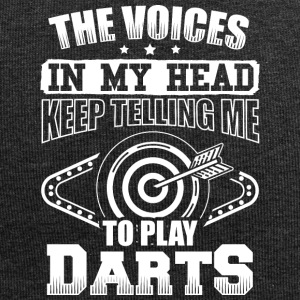 DART THE VOICES IN MY HEADDARTS - Jersey Beanie