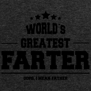 WORLD´s GREATEST FARTER - Jersey-Beanie