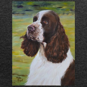 English Springer Spaniel - Bonnet en jersey