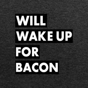 Will Wake Up For Bacon - Jersey Beanie