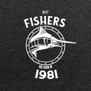 Present for fishers born in 1981 - Jersey Beanie