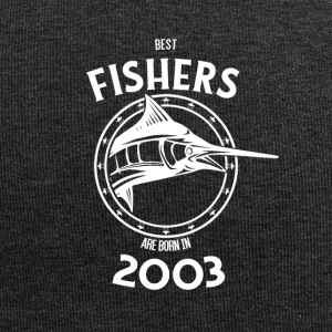 Present for fishers born in 2003 - Jersey Beanie