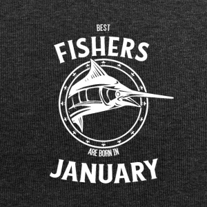 Present for fishers born in January - Jersey Beanie