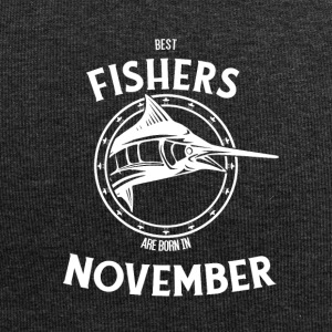 Present for fishers born in November - Jersey Beanie