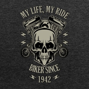Gift for Biker - Year 1942 - Jersey Beanie