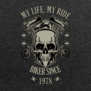 Gift for Biker - Year 1978 - Jersey Beanie
