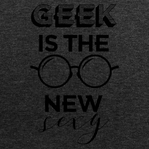Geek: Geek is the new sexy! - Jersey Beanie