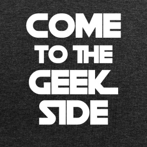 Geek: Come to the Geek Side - Jersey-Beanie