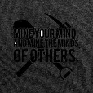 Mining: Mine your mind, and mine the minds of - Jersey Beanie