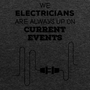 Electrician: Electricians We are always up on - Jersey Beanie