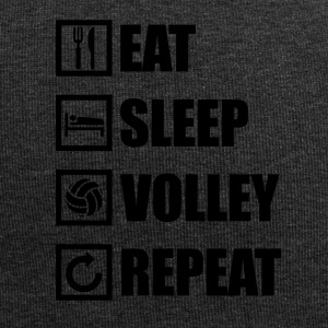 EAT SLEEP VOLLEY REPEAT - Jersey-Beanie