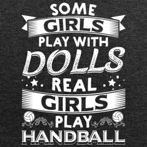 Handball SOME GIRLS PLAY WITH DOLLS - Jersey Beanie