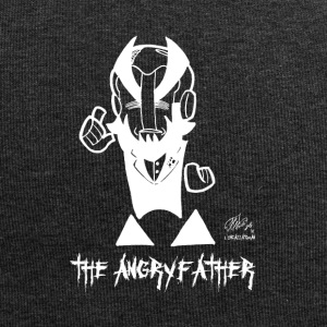 THE ANGRYFATHER - Beanie in jersey