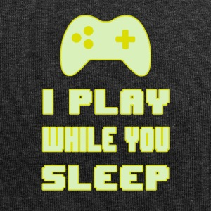 Gamers don't Sleep - Beanie in jersey