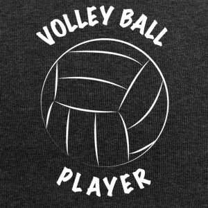 Volleyball player - Jersey Beanie