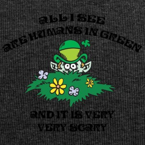 Funny St Patrick's Day - Jersey Beanie