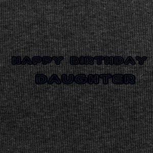 happy birthday daughter - Jersey Beanie