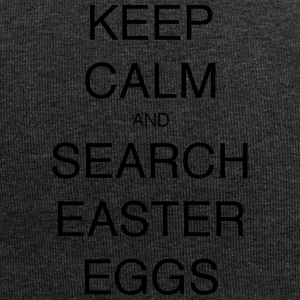 KEEP CALM AND SEARCH EASTER EGGS - Jersey-Beanie