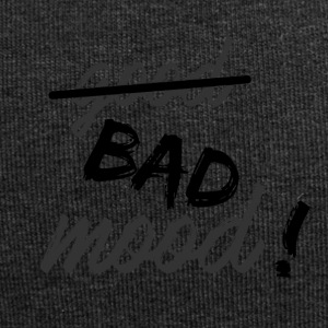 Bad mood! - Jersey Beanie