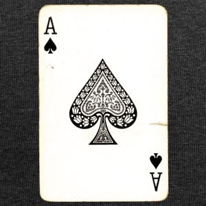Spil Card Ace Of Spades - Jersey-Beanie