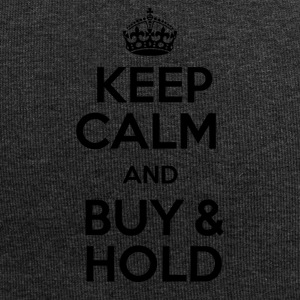 KEEP CALM AND KØB OG HOLD - Jersey-Beanie