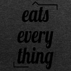 Eats everything - Jersey Beanie