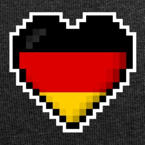 LOVE Germany - Jersey Beanie