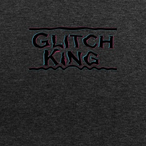 Glitch-re logo (estremo) - Beanie in jersey