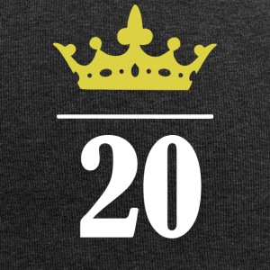20 and PRINCESS !!! - Jersey Beanie