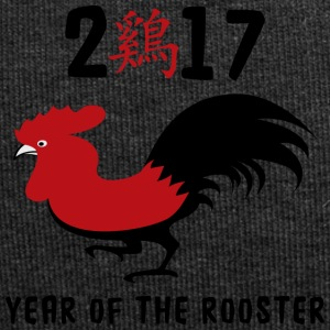 År for The Rooster 2017 - Jersey-Beanie