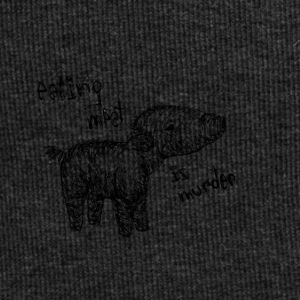 Eating meat is murder - Jersey-Beanie