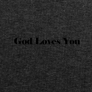 God Loves You - Jersey Beanie