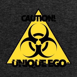 Caution! Unique Ego - The Biohazard Edition - Jersey-Beanie