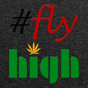 #flyhigh - Beanie in jersey