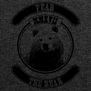 Fear the Bear - Jersey Beanie