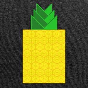 FRUTTA DIGITAL - Ananas digitale - Digi Ananas - Beanie in jersey
