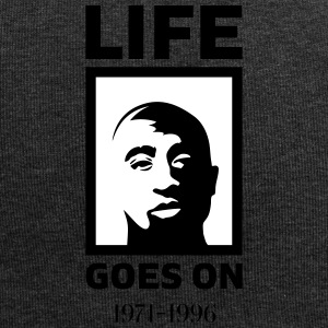 Life goes on - Jersey Beanie
