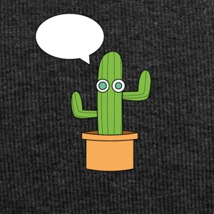 The cactus. - Jersey Beanie