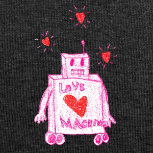 The Love Machine - Bonnet en jersey