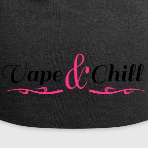 Vape and Chill - Bonnet en jersey