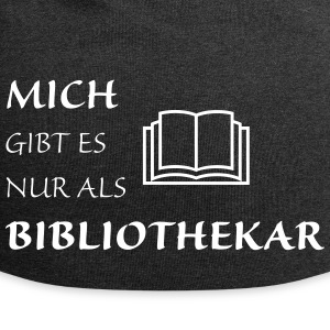 Only as a librarian - Jersey Beanie
