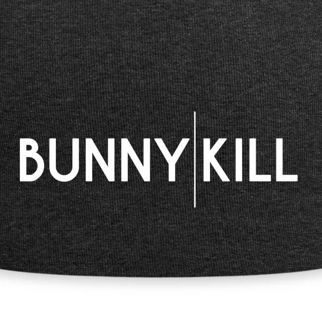 bunny kill logo 02 weiss frei png