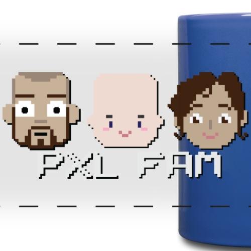 PXL FAM - Panoramatasse farbig