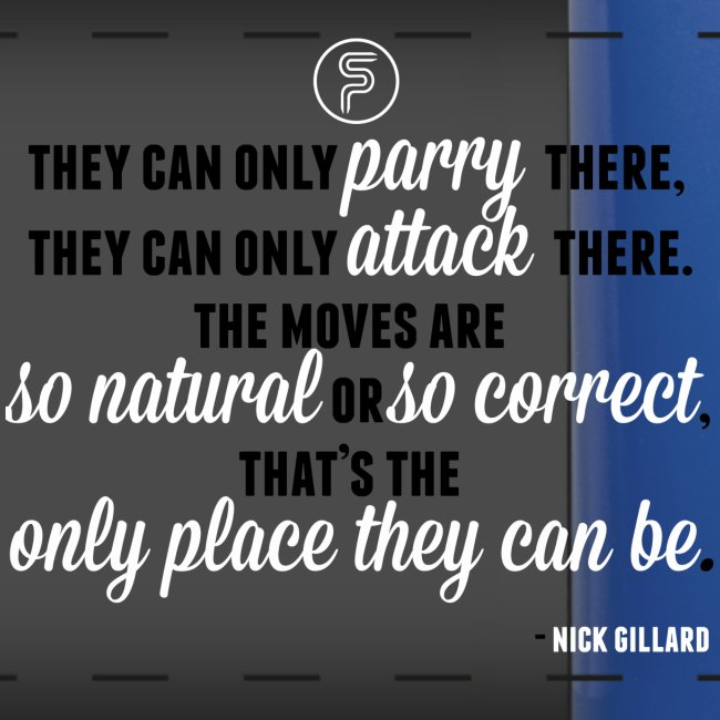 Nick Gillard Zitat - SP Credo