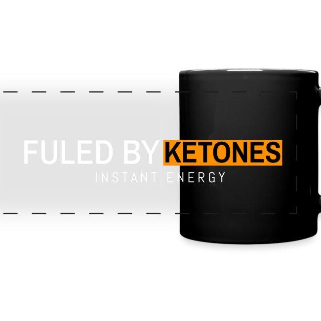 fuled by ketones